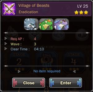 Village of Beasts 6
