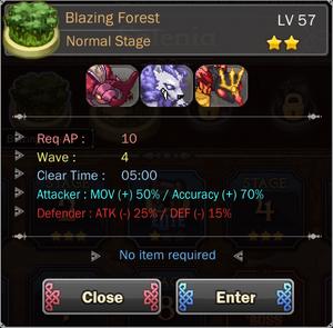 Blazing Forest 5