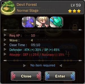 Devil Forest 5