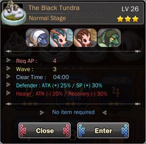 The Black Tundra 7