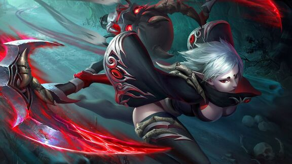 Yasha Splash