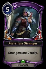 Merciless Stranger