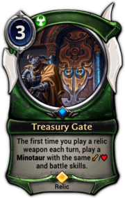 Treasury Gate