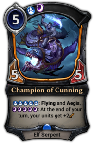 Champion of Cunning