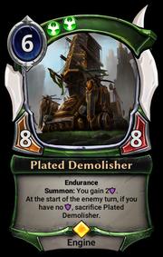Plated Demolisher