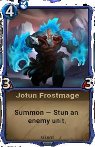 Jotun Frostmage