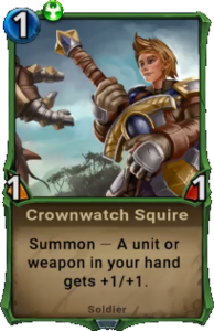 Crownwatch Squire Alpha