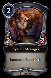 Elysian Stranger