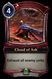 Cloud of Ash