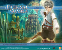 Eternal Sonata Promotional Wallpaper - Allegretto