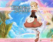 Eternal Sonata Promotional Wallpaper - Polka (Xbox 360)