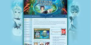 Eternal Sonata Official Website (United States)