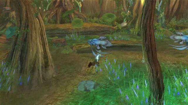 File:Encountering a Blue Gil in the Field.jpg