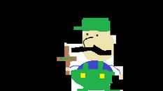 Creepy Luigi 2