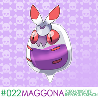 Maggona Official Artwork