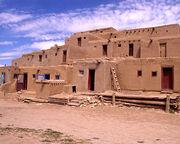 Pueblo-de-taos