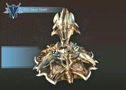Etherium Preview ColonyShip Intari