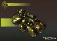 Etherium Preview SiegeTank Vectides