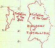 Tintallion map