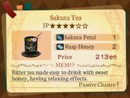 Stratum 4. Sakura Tea