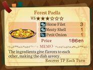 Stratum 3. Forest Paella