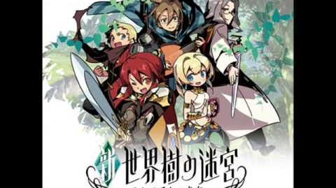 Etrian Odyssey Untold TMG - Town - Preparing For Tomorrow