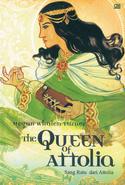 Queen of attolia - indonesia