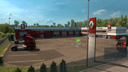 Renault truck dealer Bourges