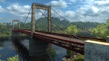 Rhône bridge
