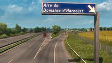 Aire du Domain d'Harcourt