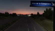 Aire de la Canepetière