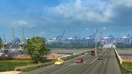 Duisburg port