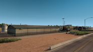 Rail Export Holbrook