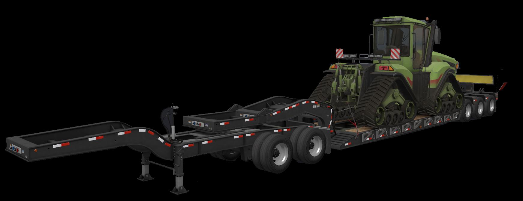 ATS Crawler Tractor