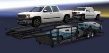 ATS Car Transporter