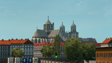 Dijon Saint-Michel