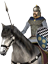 EB1 UC Aed Gallic Noble Cavalry