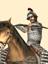 EB1 UC Saka Daha Noble Cavalry