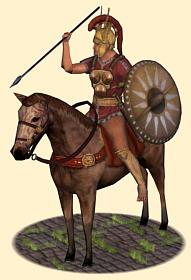 EB2 Sabellian Medium Cavalry