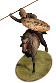 EB2 Dacian Light Cavalry