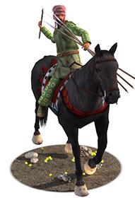 EB2 Medium Eastern Light Cavalry