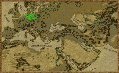 Germanic Heavy Cavalry AOR