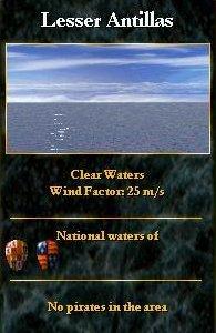 National waters EUII