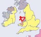 Walesmap