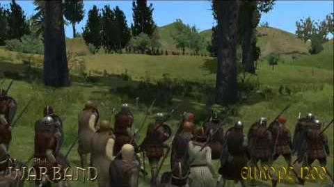 Europe 1200 for MaB Warband Kingdom of Castille Faction Feature