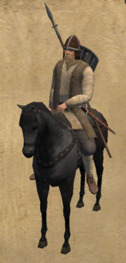 Saxon raider