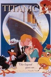 Titanic The Legend Goes On