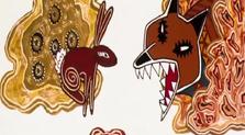 El-Ahrairah and a Fox