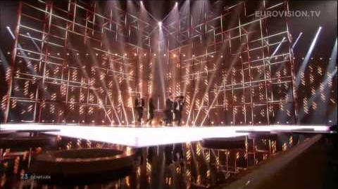 Basim - Cliche Love Song (Denmark) LIVE Eurovision Song Contest 2014 Grand Final
