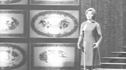 Eurovision 1964 France - Rachel - Le chant de Mallory